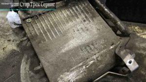 радиатор Мерседес AMG C63 Стар Трек Сервис
